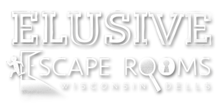 Elusive escape room logo